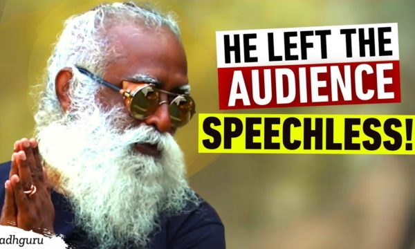 Sadhguru-LEFT-the-Audience-SPEECHLESS-with-his-Life-Lessons