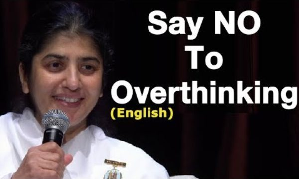 Say-NO-To-Overthinking-Part-1-BK-Shivani-at-Sydney-English